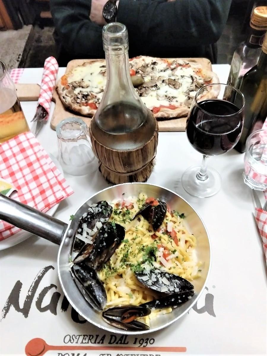 Rome_pasta