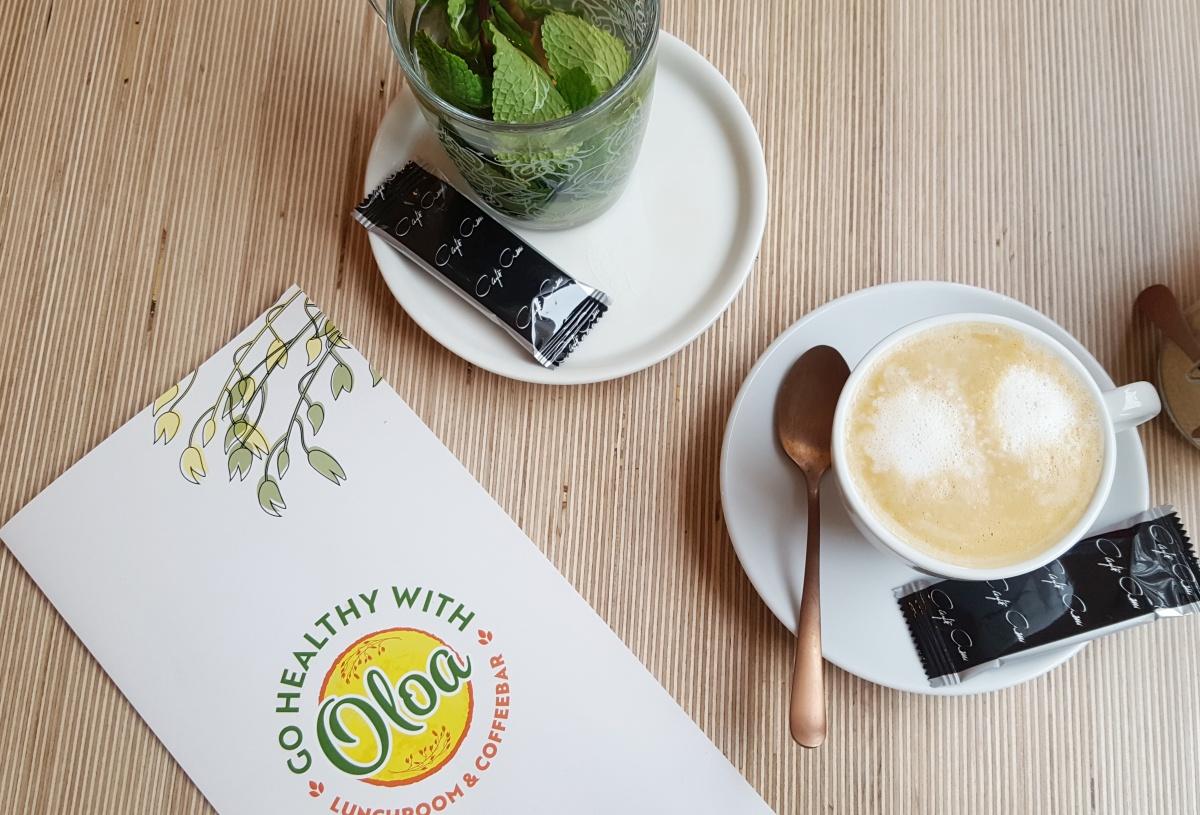 Healthy hotspot voor ontbijt, lunch of brunch: Oloa - Enschede