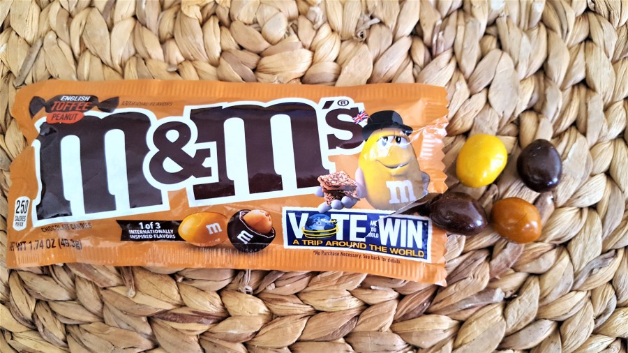 m&m-review-toffee